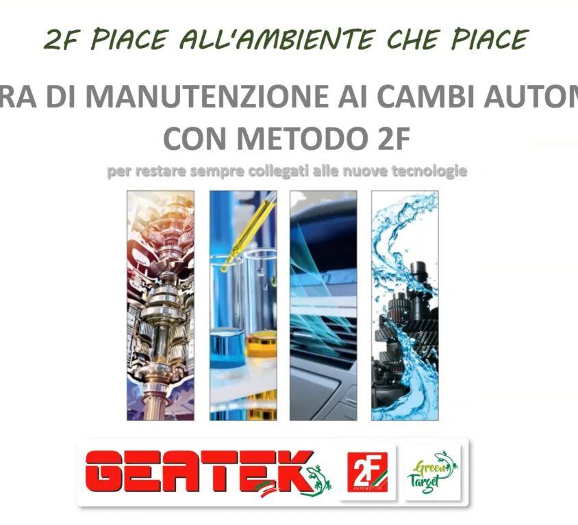 WEBINAR MANUTENZIONE CAMBIO AUTOMATICO – 19.11.2020